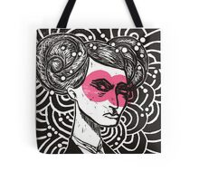 Bunhead - Rose coloured glasses Tote Bag