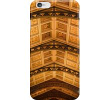 London. Church of Science iPhone Case/Skin
