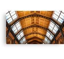 London. Church of Science Canvas Print
