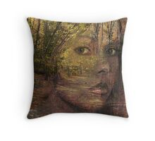 FOR THE LOVE OF NATURE IN ME THROW PILLOW Throw Pillow
