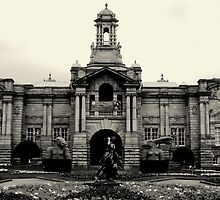 Cartwright Hall by IronHead42