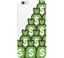 men with money iPhone Case/Skin