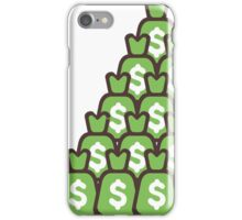 men with money iPhone Case/Skin