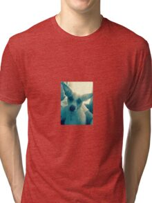 Paint me like one of your French girls.. Tri-blend T-Shirt