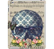 Holy Skull iPad Case/Skin