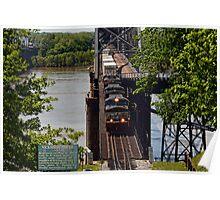 Vicksburg, Mississippi USA Poster