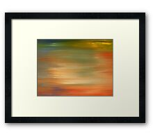 ABSTRACT 600 Framed Print
