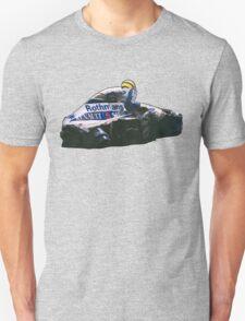 If Senna had survived... T-Shirt