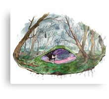 Dreaming about forest Metal Print
