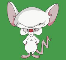 Pinky and The Brain - Brain Kids Clothes