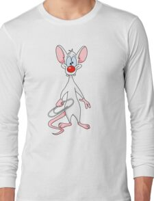 Pinky and The Brain - Pinky Long Sleeve T-Shirt