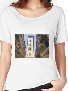 Vieux Nice, Old Town, Nice, France Women's Relaxed Fit T-Shirt