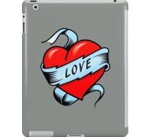 Tattoo Heart iPad Case/Skin