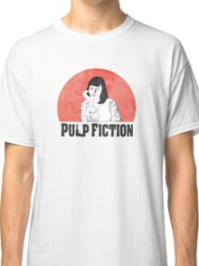 Mia Pulp Fiction Classic T-Shirt