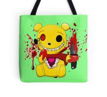 Winnie the killer pillow 2 Tote Bag