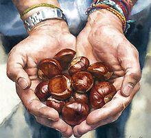 Seed of Dreams by Keiran Chang