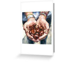 Seed of Dreams Greeting Card
