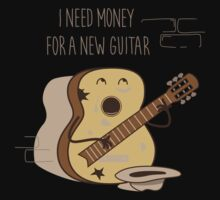 NEW GUITAR Kids Clothes