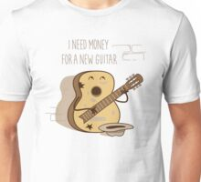 NEW GUITAR Unisex T-Shirt