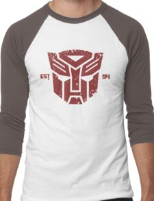 Legendary Autobots Men's Baseball ¾ T-Shirt