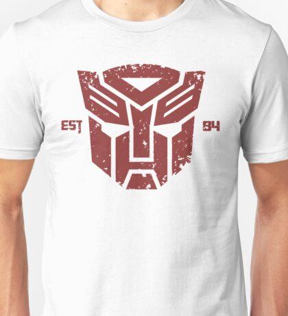 Legendary Autobots Unisex T-Shirt
