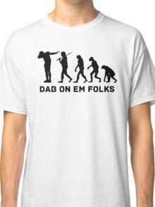 Dab evolution Classic T-Shirt