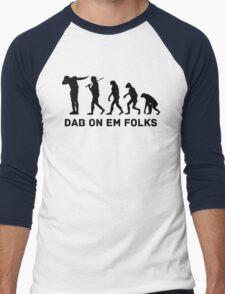 Dab evolution Men's Baseball ¾ T-Shirt