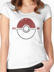 Legendary Pokemon Women's Fitted Scoop T-Shirt