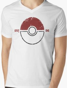 Legendary Pokemon Mens V-Neck T-Shirt