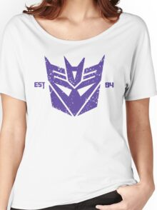 Legendary Decepticons Women's Relaxed Fit T-Shirt