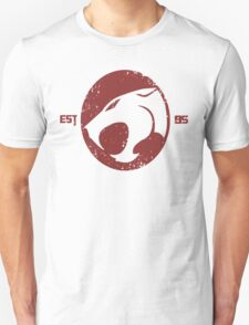 Men or Women Est 1985 Thundercats T-shirt