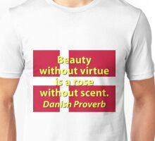 Beauty Without Virtue Unisex T-Shirt