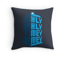 Wibbly wobbly - Pillow Throw Pillow