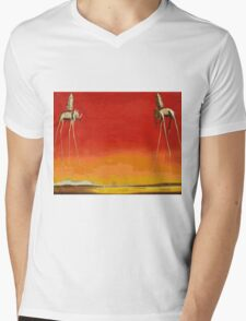 Salvador Dali - Elephants T-Shirt