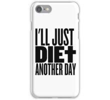 Fate worse than Death iPhone Case/Skin