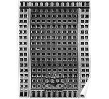 Madrid - Edificio España Poster