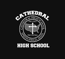 Cathedral high school Unisex T-Shirt