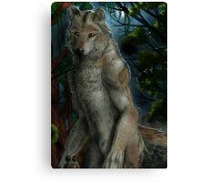 mexican werewolf Canvas Print