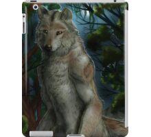 mexican werewolf iPad Case/Skin