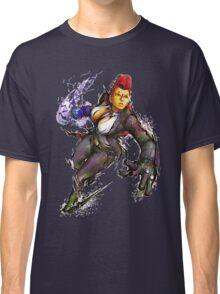 "Crimson Viper ""Street Fighter"" Classic T-Shirt"