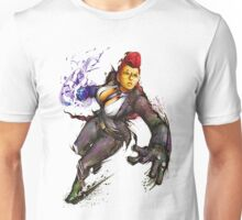 "Crimson Viper ""Street Fighter"" Unisex T-Shirt"