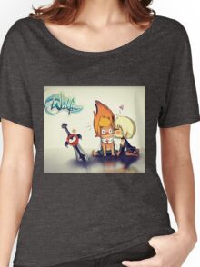 Evangeline and Tristepan <3 Women's Relaxed Fit T-Shirt