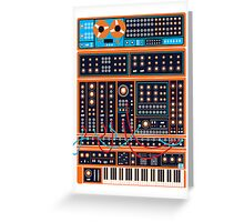 Synth Greeting Card