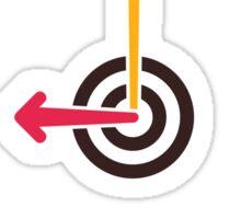 saving money concept Sticker