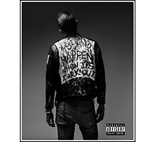G-Eazy - When Its Dark Out Photographic Print