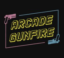 Arcade Gunfire by tiernanmca