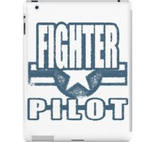 fighter Pilot US iPad Case/Skin