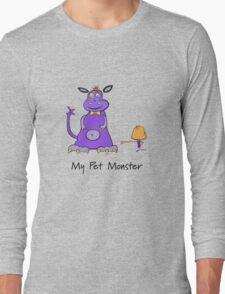 My Pet Monster Long Sleeve T-Shirt