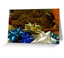 Putting up Christmas 9 Greeting Card