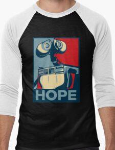 Trust in Wall-e  Men's Baseball ¾ T-Shirt